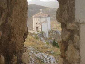 Finestra sulla chiesa