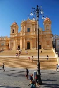 Cattedrale di Noto - Siracusa - Sicilia