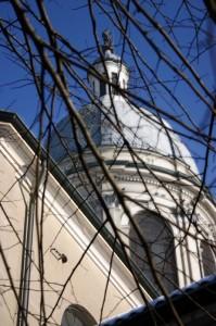 """La cupola della Chiesa """"Grande"""""""