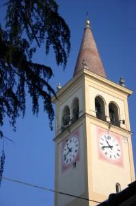 """Chiesa """"Grande"""", il campanile"""