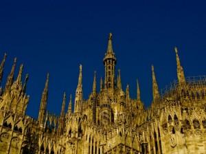 Bagliori sul Duomo