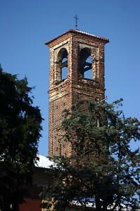 Il campanile della Chiesa di San Francesco