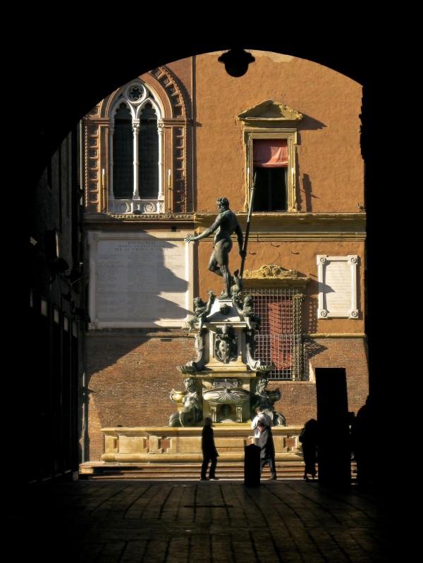 ''Fontana del Nettuno'' - Bologna