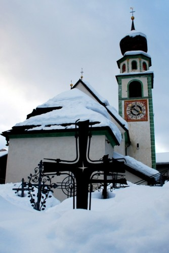 Badia - Chiesa San Cassiano