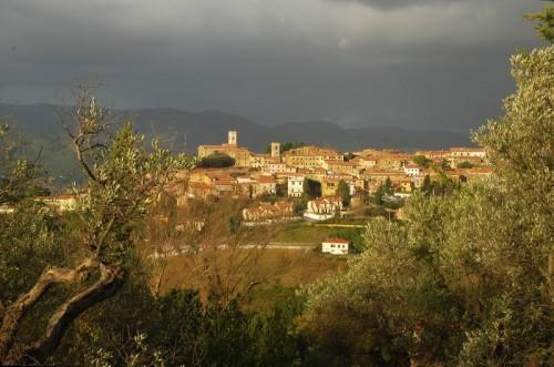 Montescudaio - il borgo