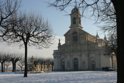 Stezzano - Santuario Madonna Regina della Preghiera
