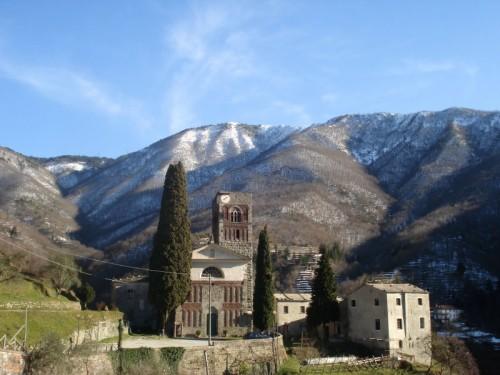 Borzonasca - Abbazia di Sant'Andrea-Borzone