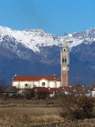 Reana del Rojale - chiesa di rizzolo