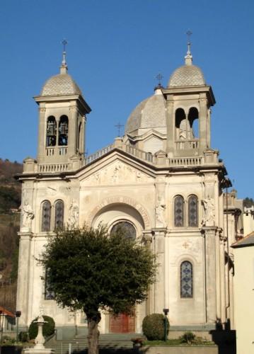 Stella - Chiesa di San Giovanni Battista-Stella