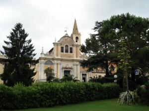 Chiesa di San Michele Arcangelo-Celle Ligure