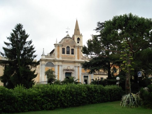 Celle Ligure - Chiesa di San Michele Arcangelo-Celle Ligure
