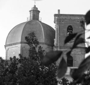 Chiesa S.s. Maria Immacolata - Vista ancora dalle frasche