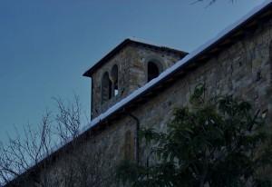 campanile di Badia Cavana- Abbazia di San Basilide