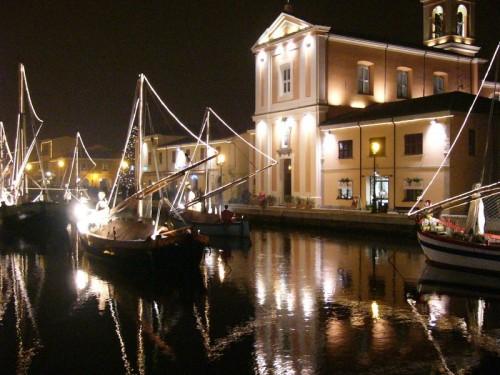 Cesenatico - chiesetta del porto