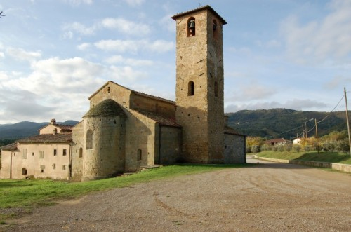 Figline Valdarno - Pieve di Gaville - abside