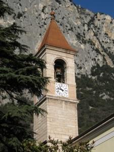 Sarche. Chiesa Madonna del Carmelo