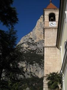 Chiesa Parrocchiale della Madonna del Carmelo. Sarche