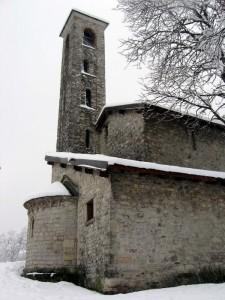 La chiesa Romanica di Quarcino