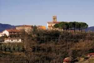 """""""La chiesa di Ponzano Alto"""""""