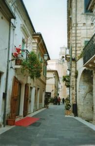 Chiesa S. Salvatore,Crecchio (nel borgo medioevale)