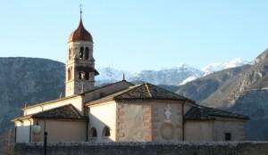 Chiesa di Calavino - Trentino