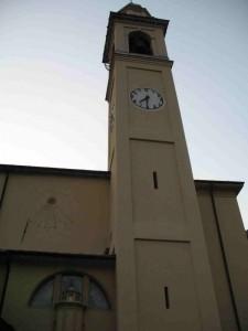La parrocchiale di S.Giorgio