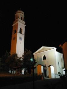 La parrocchiale di S.Pietro