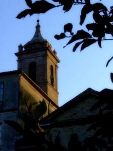 Cornice della torre