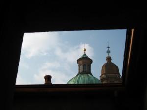san giorgio tra i tetti