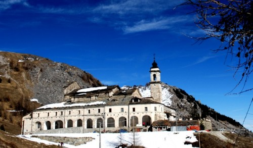 Castelmagno - Santuario di S.Magno
