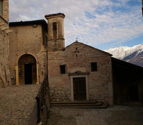 Gargnano - CHIESA DI SAN GIACOMO -  NR 2