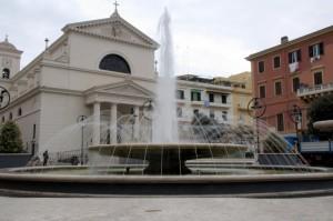 Fontana Piazza Pia