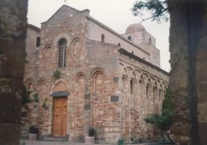 Chiesa SS. Pietro e Paolo - Croce