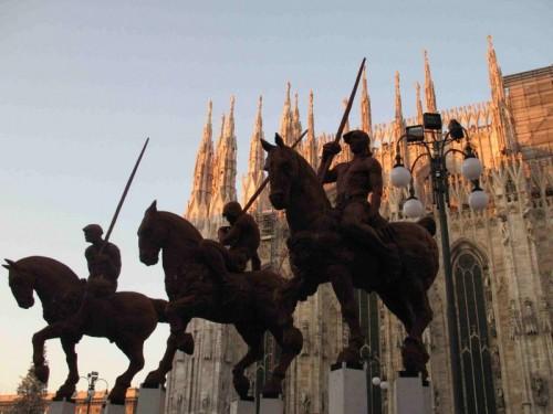 Milano - Il sacro ed il profano