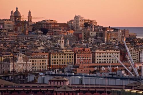 Genova - Paesaggio turco