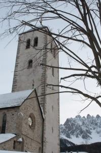 edificio sacro dell'arco alpino orientale