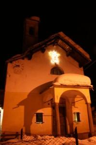 CHIESA DI RAMELLO - FRAZIONE DI SCOPA (VC)