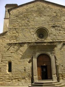 Basilica di S.Maria Assunta - Linee romaniche