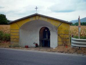 Cappella della Madonnella a Venafro
