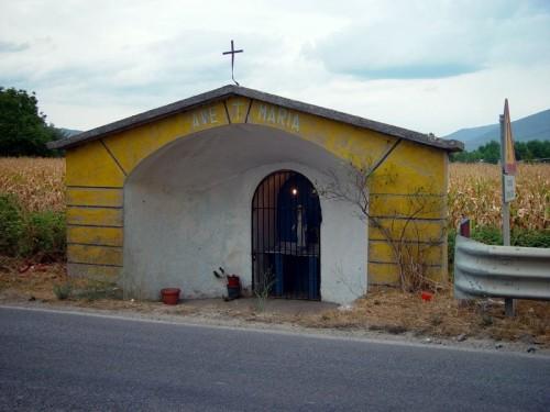 Venafro - Cappella della Madonnella a Venafro