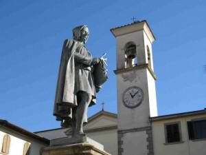 Vicchio: la parrocchiale di S.Giovanni Battista e Giotto