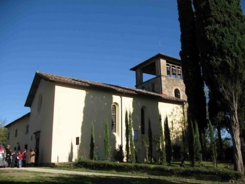 Vicchio - Vespignano: la chiesa di S.Martino