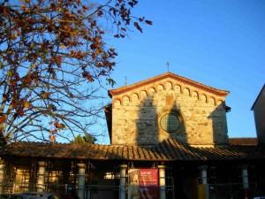Il Convento del Bosco ai Frati