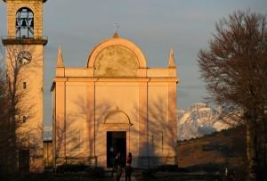 San Giovanni e le Dolomiti