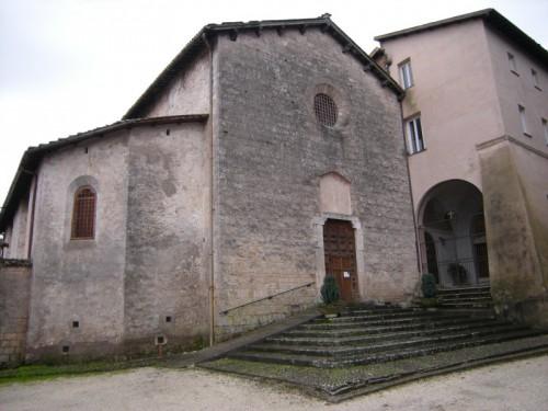 Subiaco - Chiesa di San Francesco