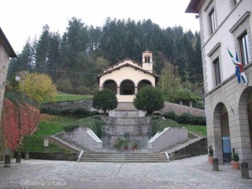 Palazzuolo sul Senio - La chiesetta di S.Antonio