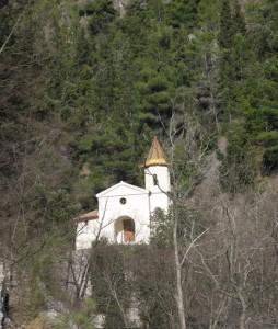 Spiritualità tra i boschi