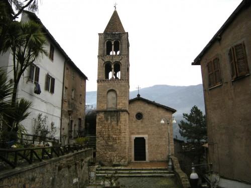 Subiaco - Chiesa di San Pietro
