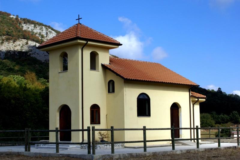 ''Chiesa della Madonna della neve'' - Sesto Campano