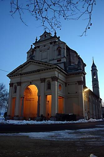 Galliate - Il Santuario del Varallino